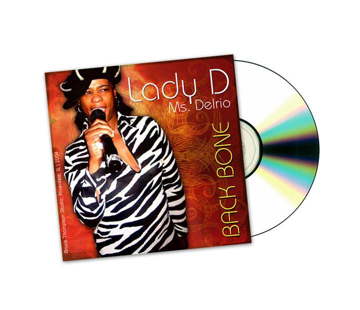Lady-D